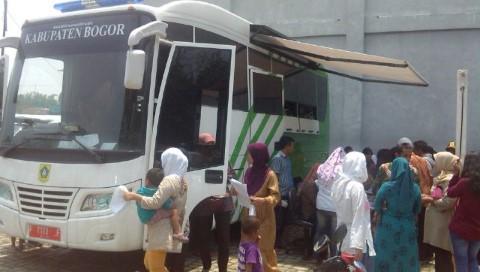 Pelayanan Langsung Akta Kelahiran Rebo Keliling Kecamatan Jasinga