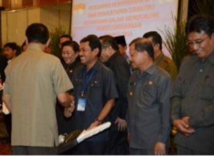 Penghargaan Perekaman KTP-Elektronik