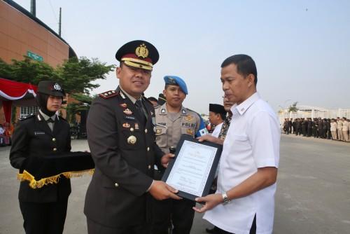 Pelayan langsung Akta Kelahiran di kp Mulyasari Kecamatan Sukamakmur